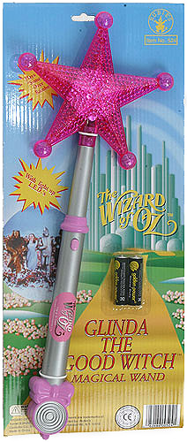Sparkling Fairy Witch Wand - Click Image to Close