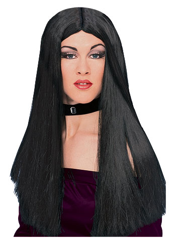 Black Witch Wig