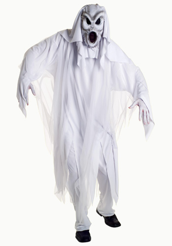 Adult Horrible Ghost Costume