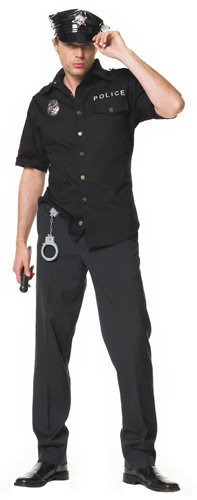 Realistic Police Costume