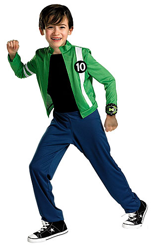 Ben 10 Alien Force Costume