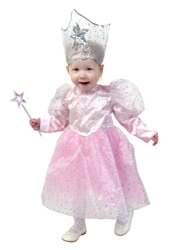 Deluxe Toddler Glinda Costume