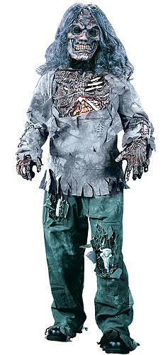 Child Zombie Halloween Costume