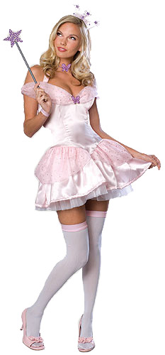 Sexy Glinda Costume - Click Image to Close