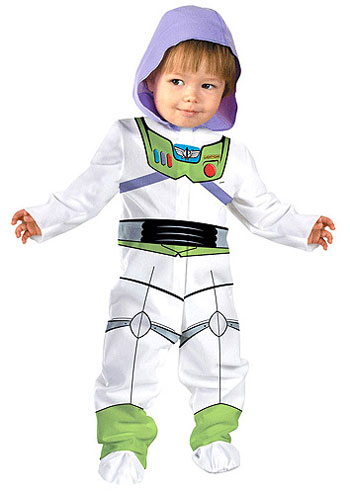 Infant Buzz Lightyear Costume