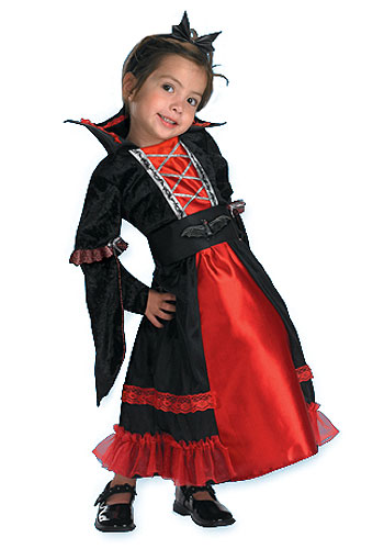 Childrens Vampire Costume