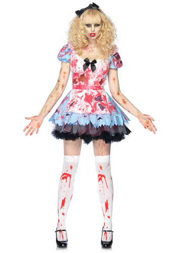Undead Alice Costume