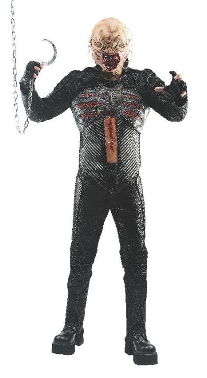 Chatterer Male Medium Adult Costume