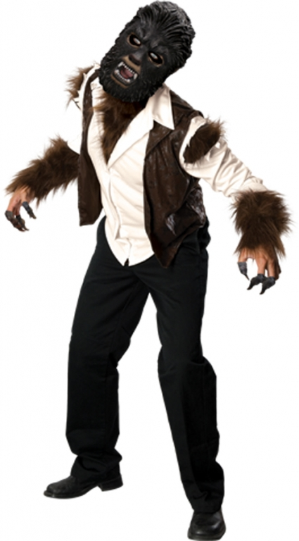 The Wolfman Costume