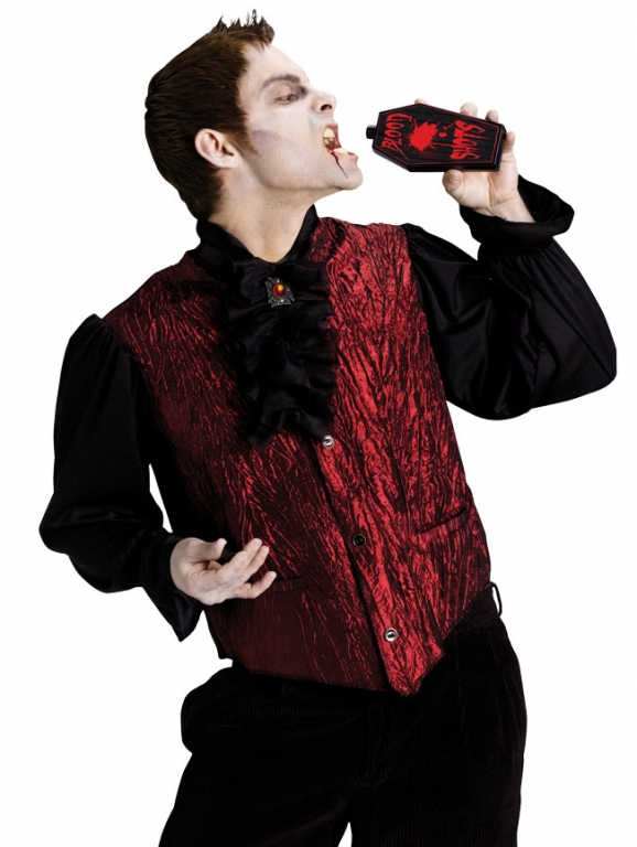 Drunk Drac Costume