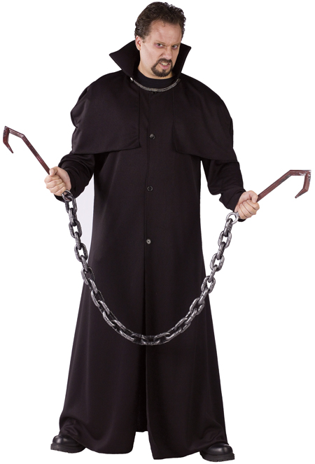 Midnight Slasher Adult Costume