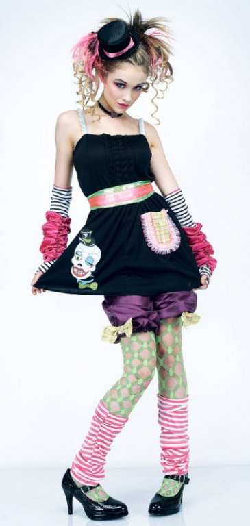 Harajuku Pop Large Adult Costume