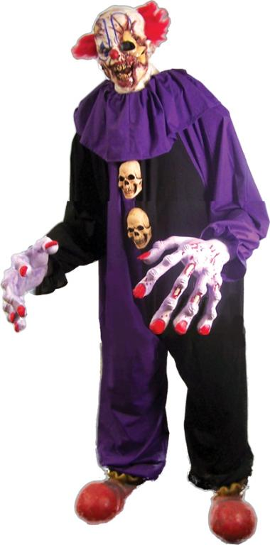 Wares The Clown Adult Costume