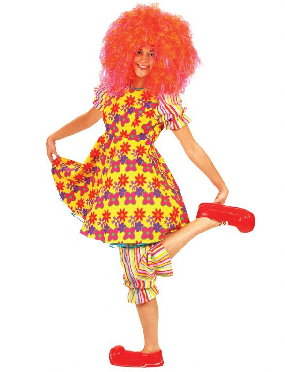 Clownin Cutie Adult Circus Costume