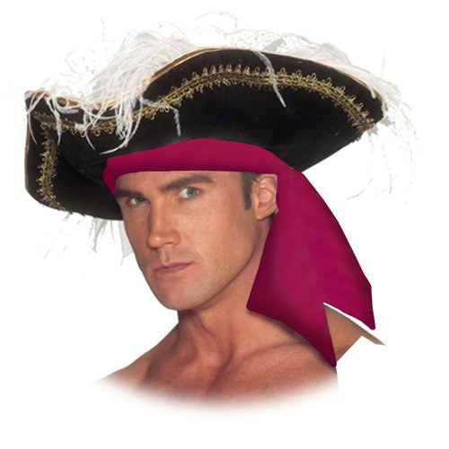 Pirate Cap'n Hat