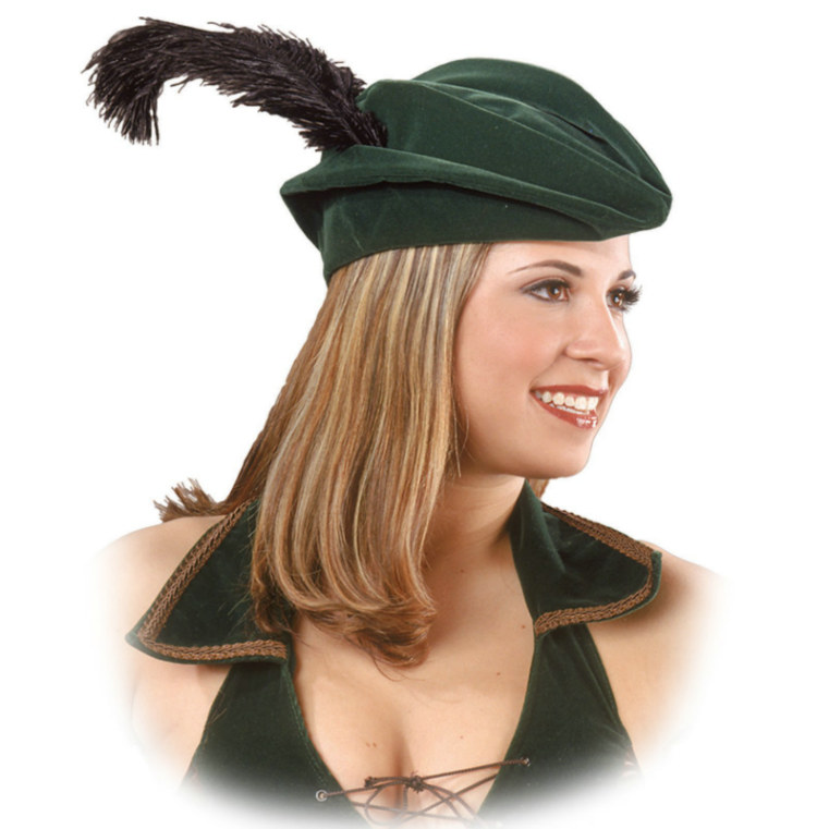 Шляпа робин гуда своими руками 52