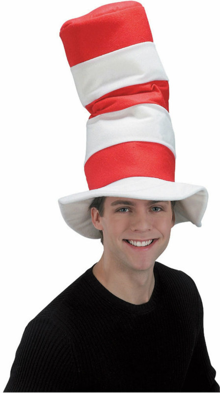 Cat In The Hat- Velvet Hat