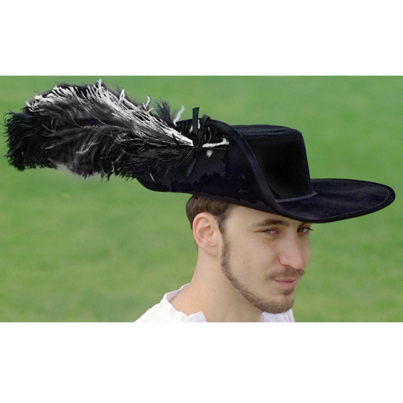 Capitano Hat - Renaissance Adult Collection