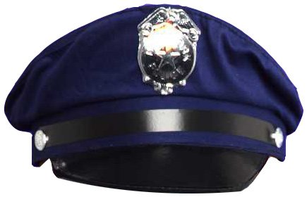 NYPD Police Officer Hat (Adult)