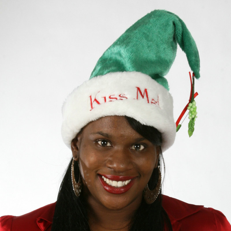 Kiss Me Hat - Winter Holiday Classics
