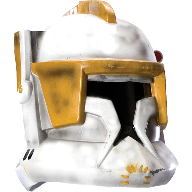Star Wars Clone Wars Clone Trooper Commander Cody 2 pc. Helmet