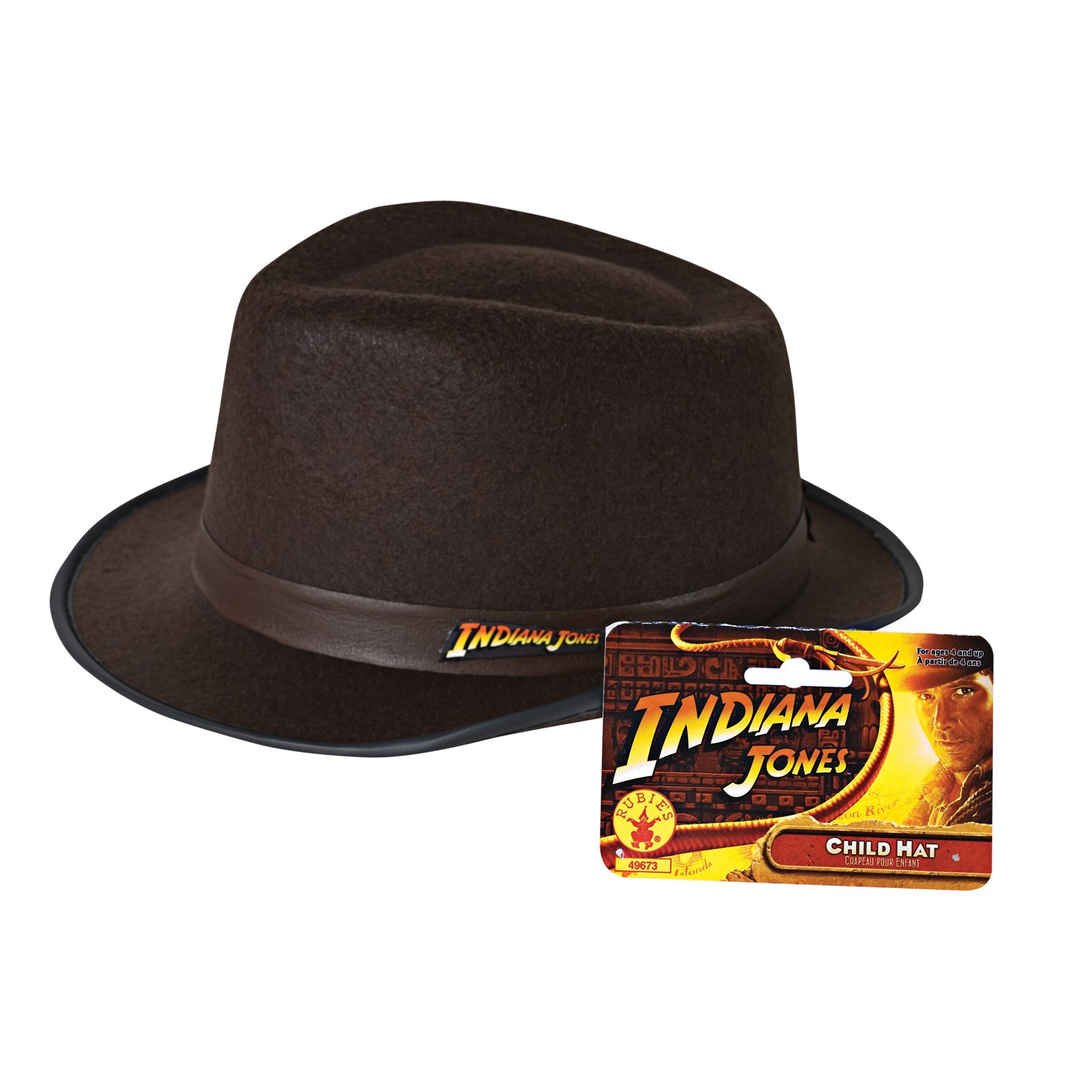 Indiana Jones Economy Hat Child