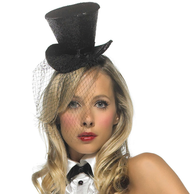 Mini Top Hat With Veil