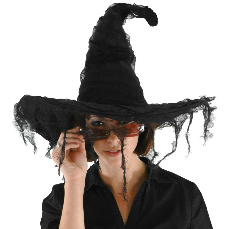 Grunge Adult Witch Hat