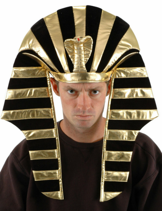 Pharaoh Headpiece Adult