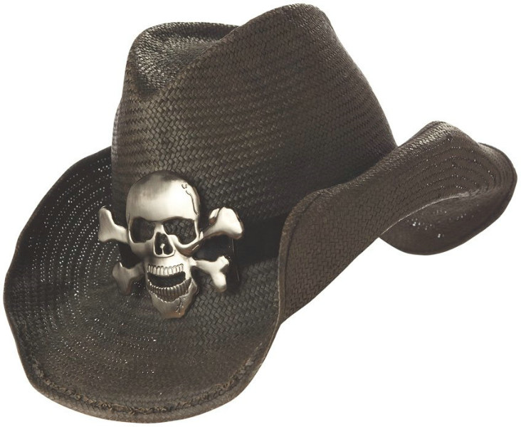 Cowboy Hat (Black) Adult