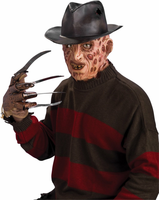 A Nightmare On Elm Street - Freddy EVA Molded Adult Fedora