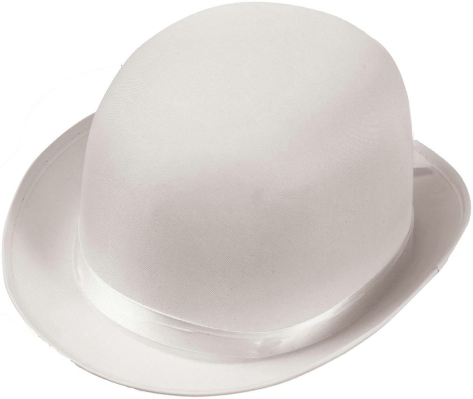 Satin (White) Adult Derby