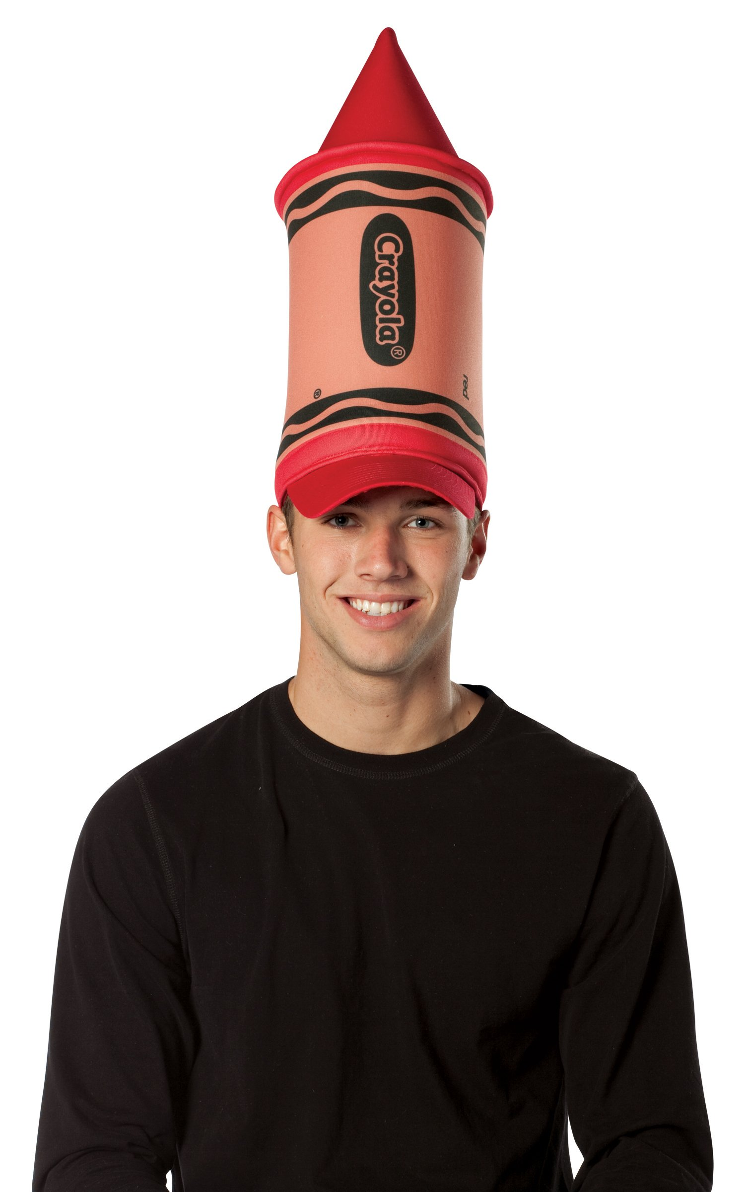 Crayola Red Crayon Hat (Adult)