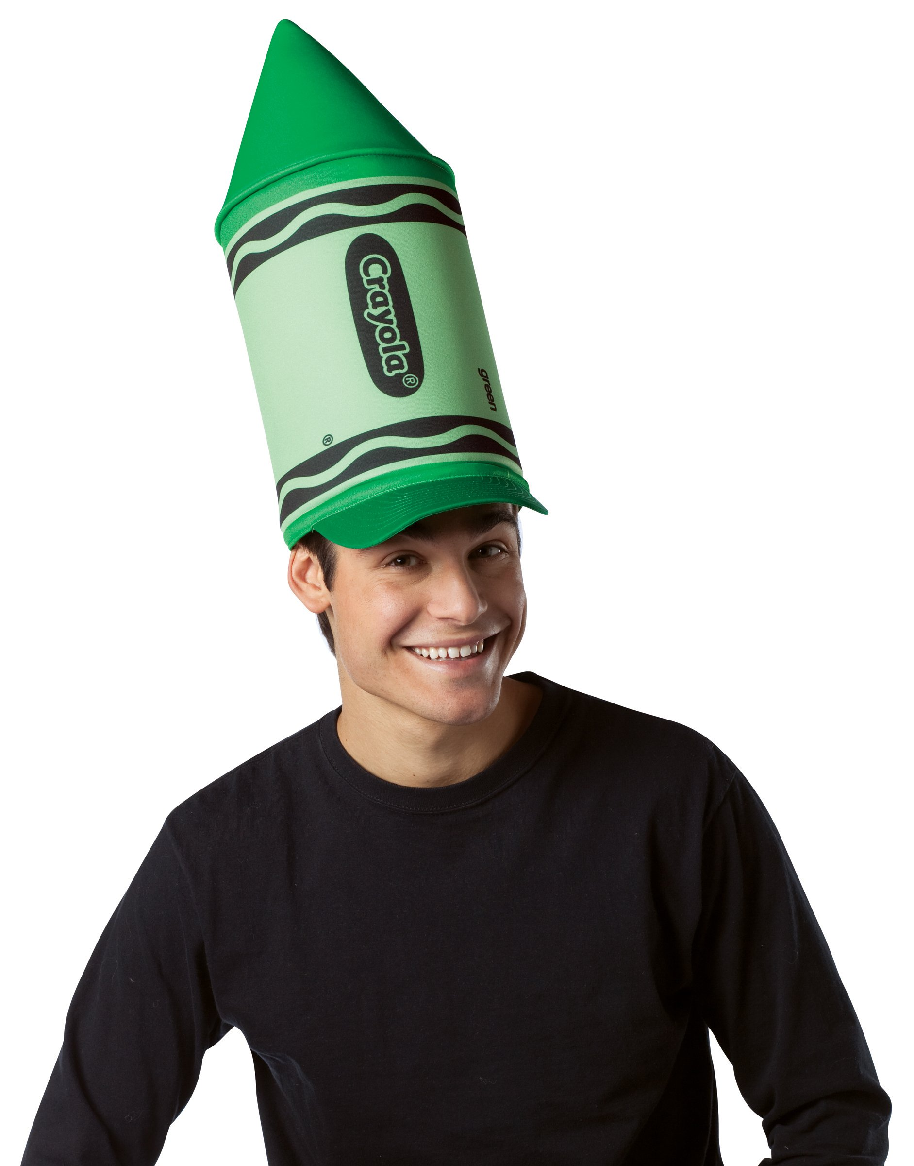 Crayola Green Crayon Hat (Adult)