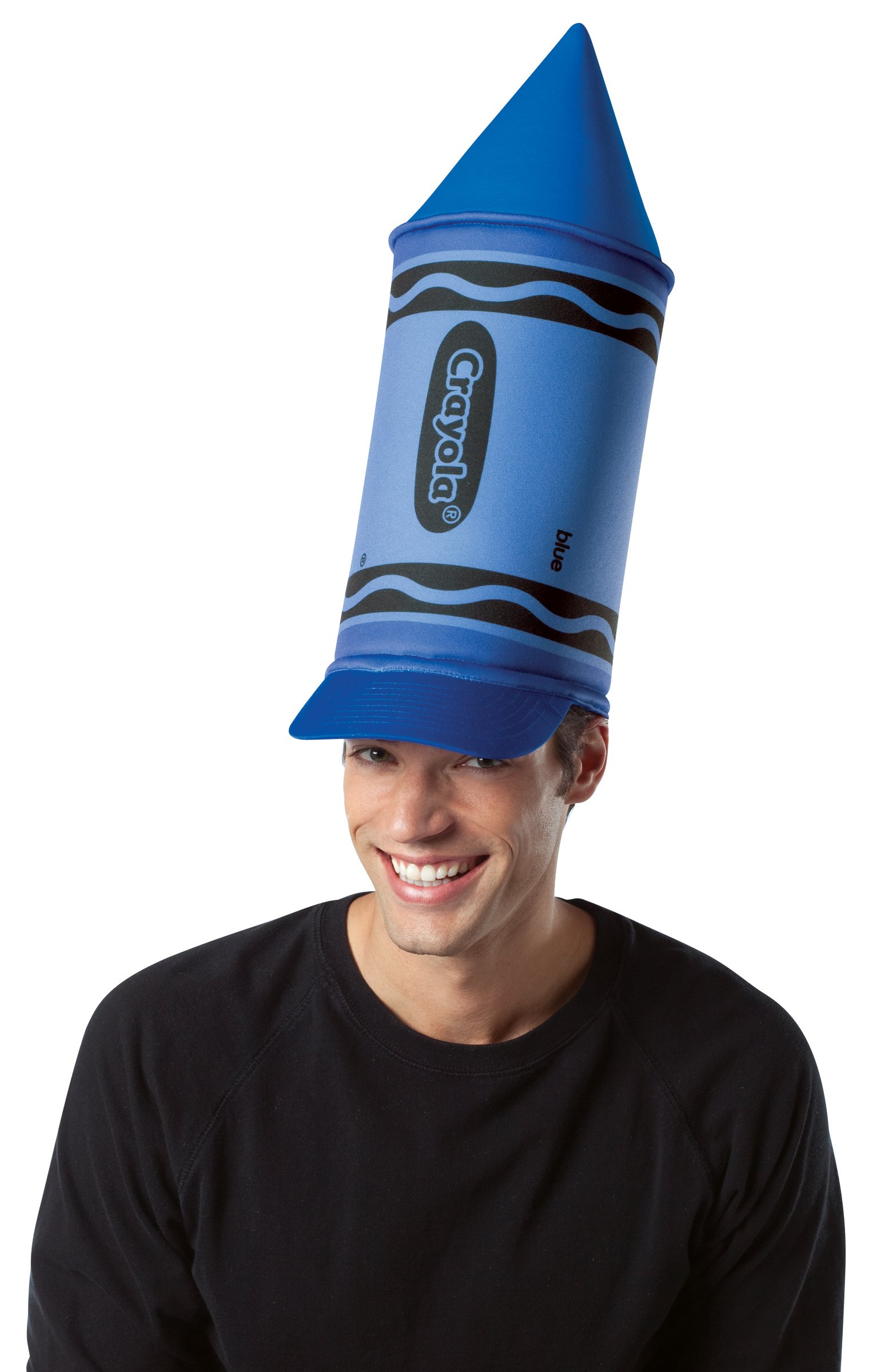 Crayola Blue Crayon Hat (Adult)