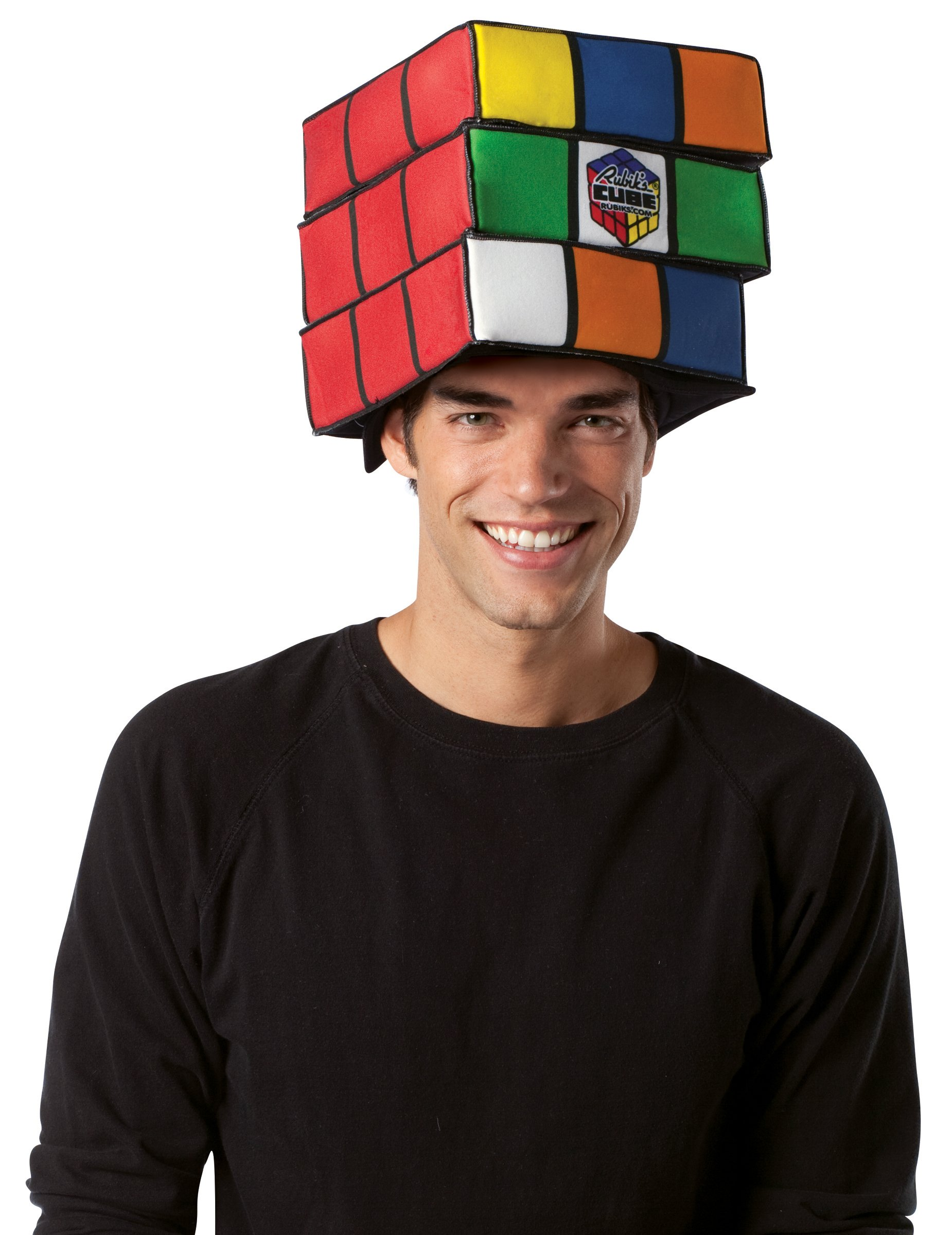 Rubik's Cube Hat (Adult)