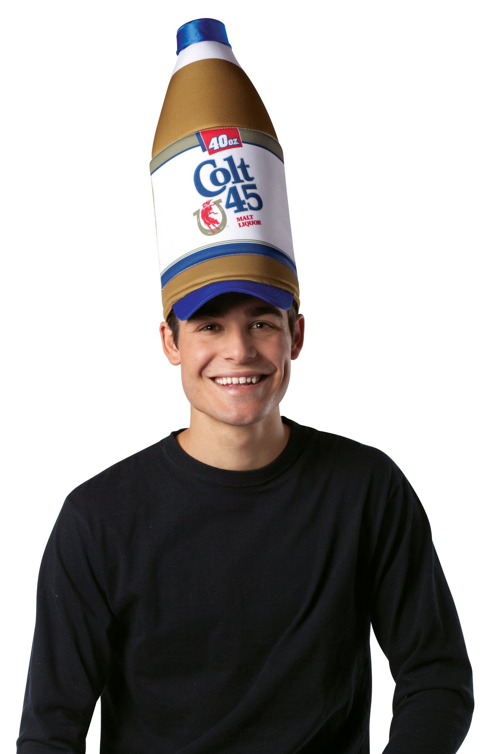 Colt 45 40-Oz. Bottle Hat (Adult)