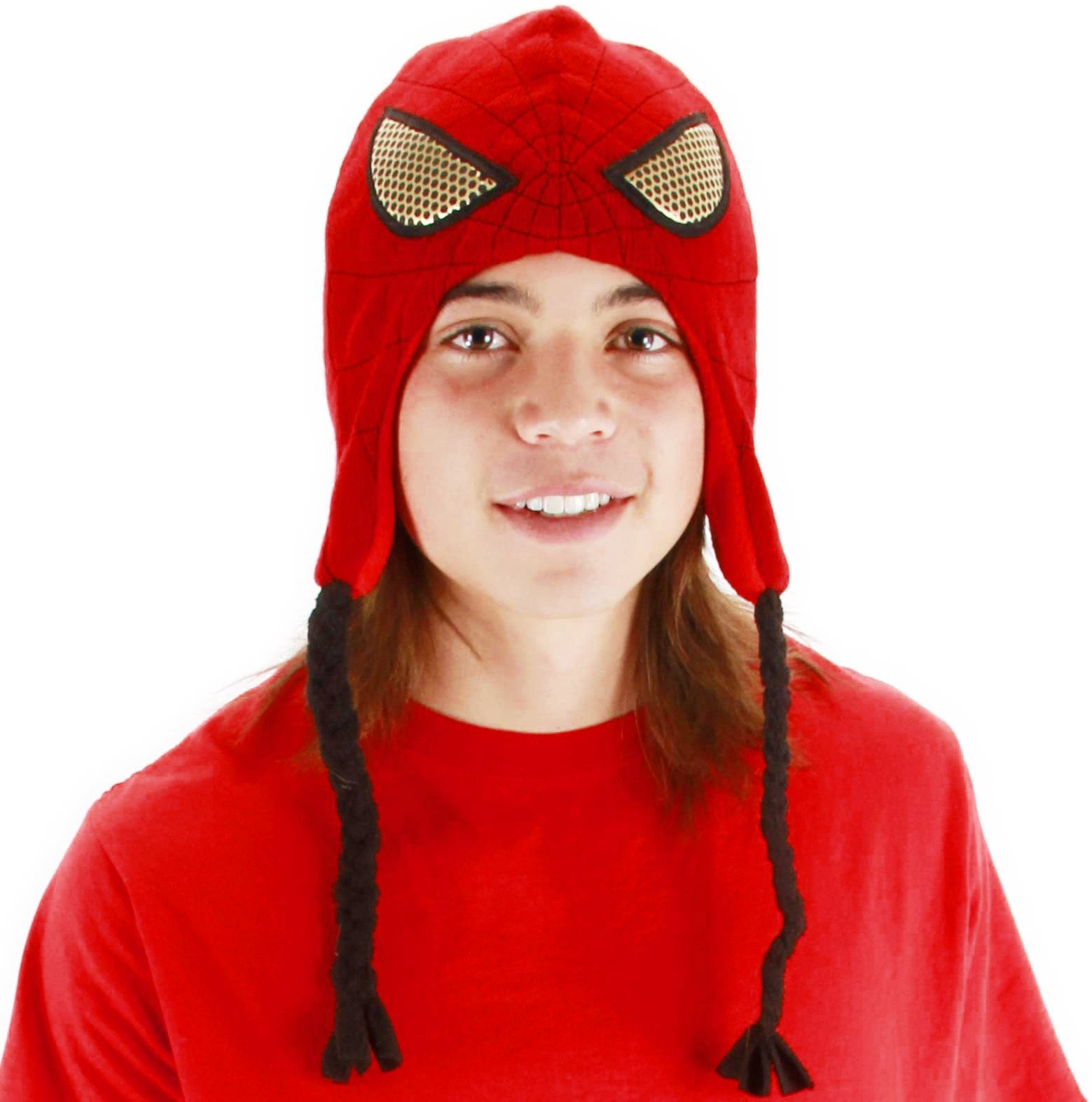 Spider-Man Laplander Child Hat
