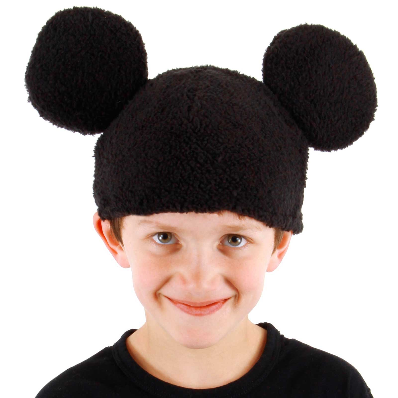 Mickey Knit Child Hat