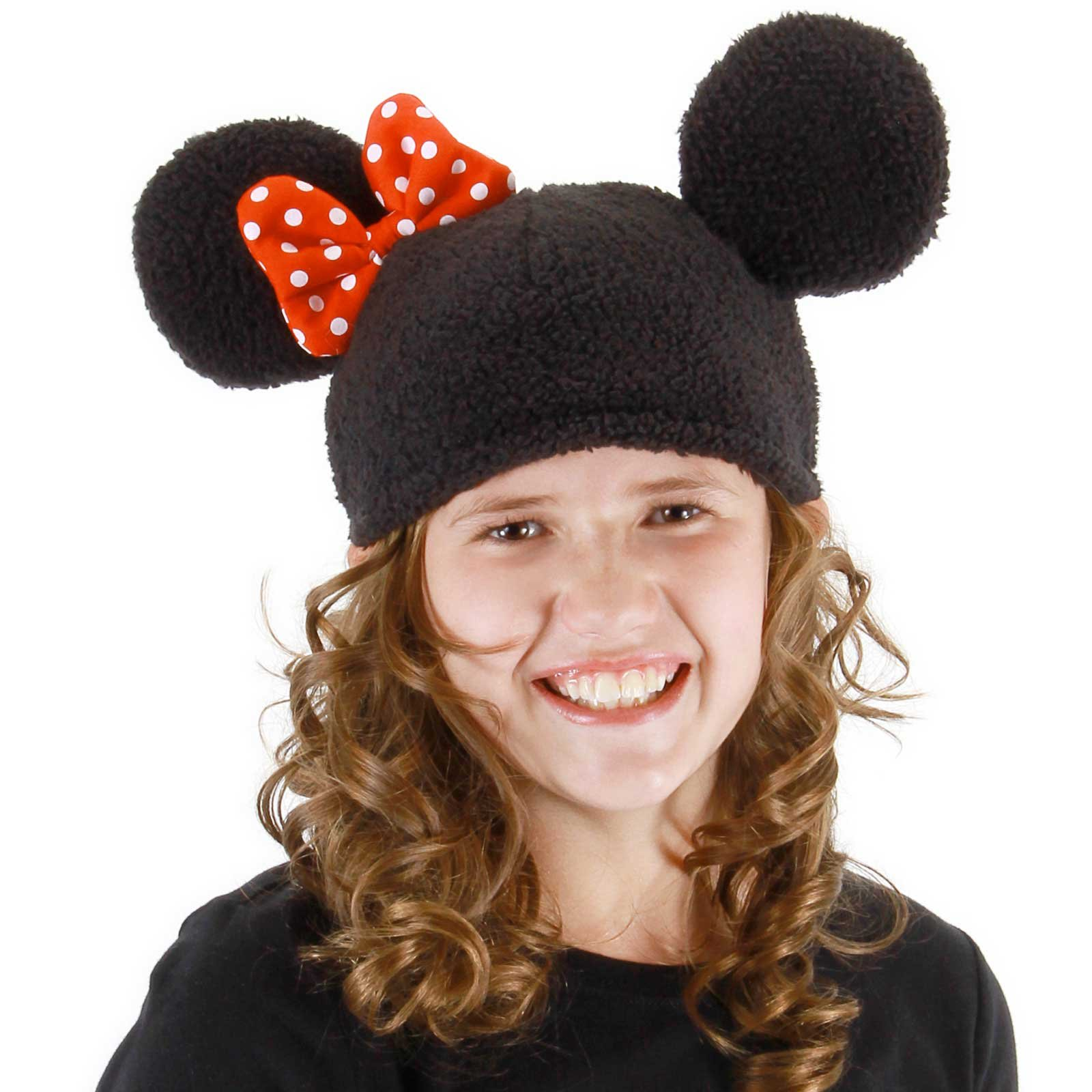 Minnie Knit Child Hat