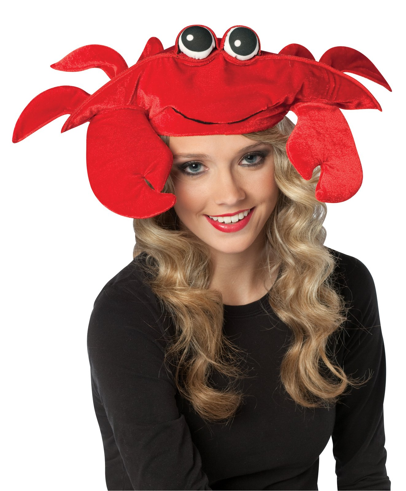 Crab Adult Hat