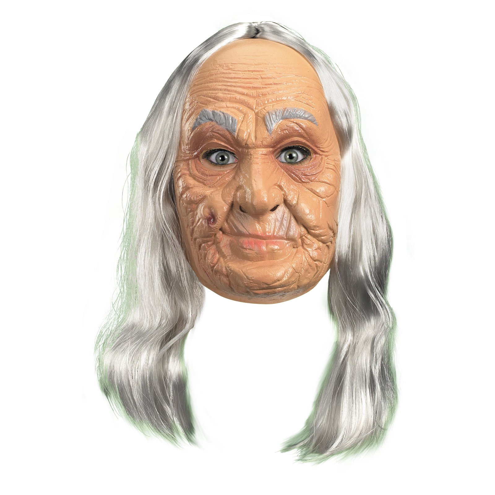 Old Lady Adult Mask