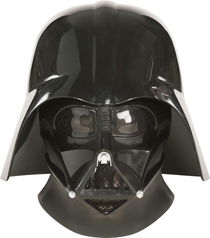 Star Wars Super Deluxe Darth Vader Mask - Click Image to Close