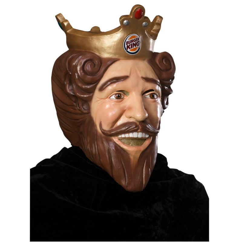 Burger King - King Mask Adult