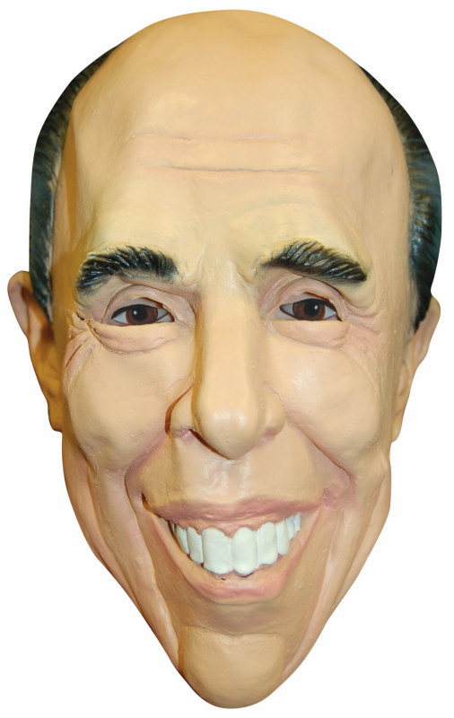 Rudy Giuliani Adult Mask 2008 - Click Image to Close