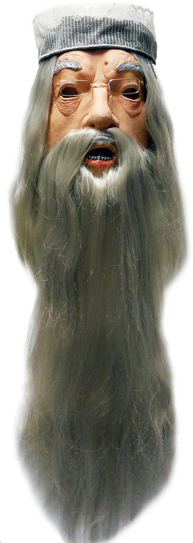 Harry Potter & The Half Blood Prince Albus Dumbledore Latex Mask