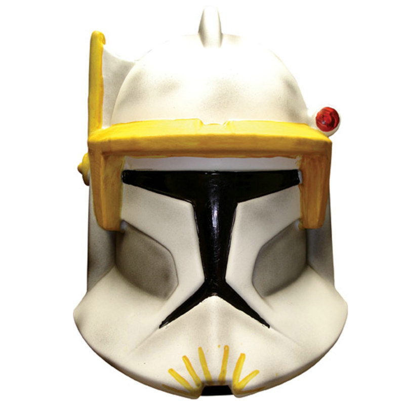 Star Wars Clone Wars Clone Trooper Commander Cody 1/2 Mask