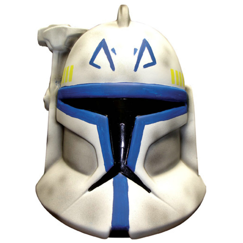 Star Wars Clone Wars Clone Trooper Leader Rex 1/2 Mask