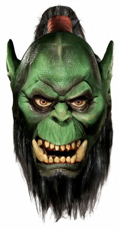 World of Warcraft - Exclusive Orc Mask - Adult