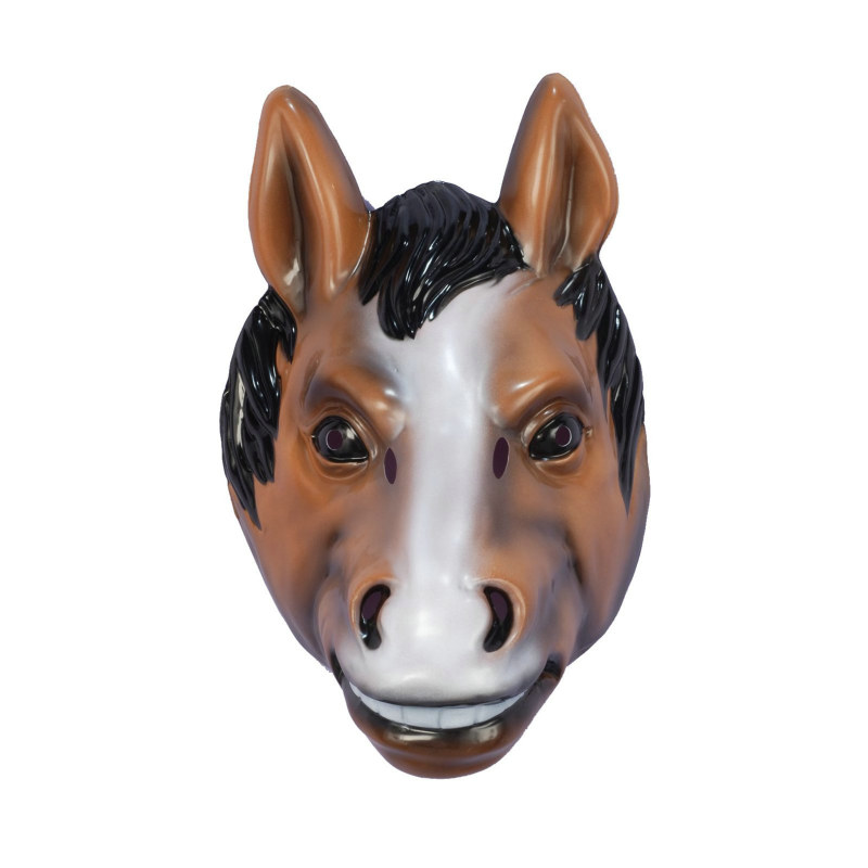 Horse Mask Child - Click Image to Close